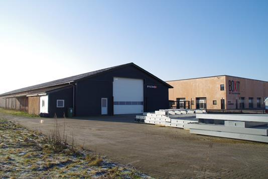 Produktion/lager på Øresundsvej i Esbjerg N - Andet
