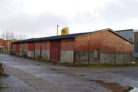 Produktion/lager på Stålværksvej i Varde - Andet