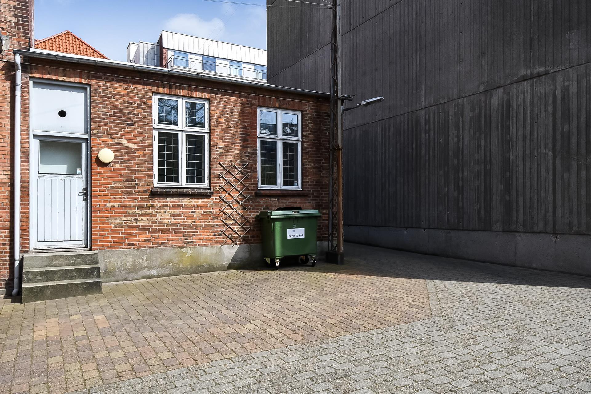 Bolig/erhverv på Nørregade i Esbjerg - Ejendommen