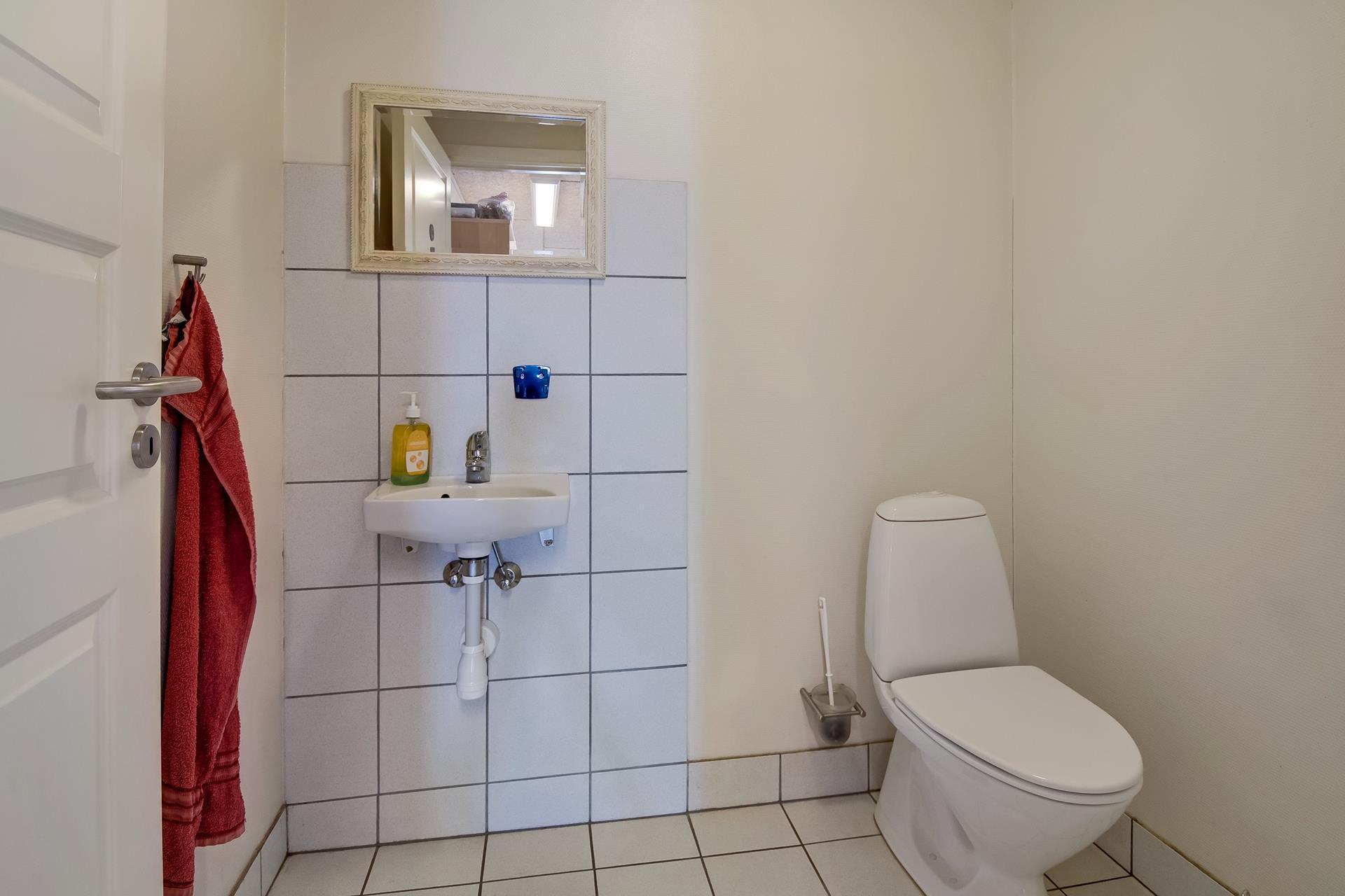 Bolig/erhverv på Lundagervej i Nørre Nebel - Toilet