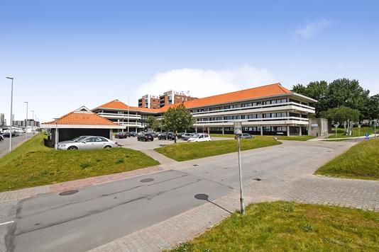 Kontor på Adgangsvejen i Esbjerg - Ejendommen