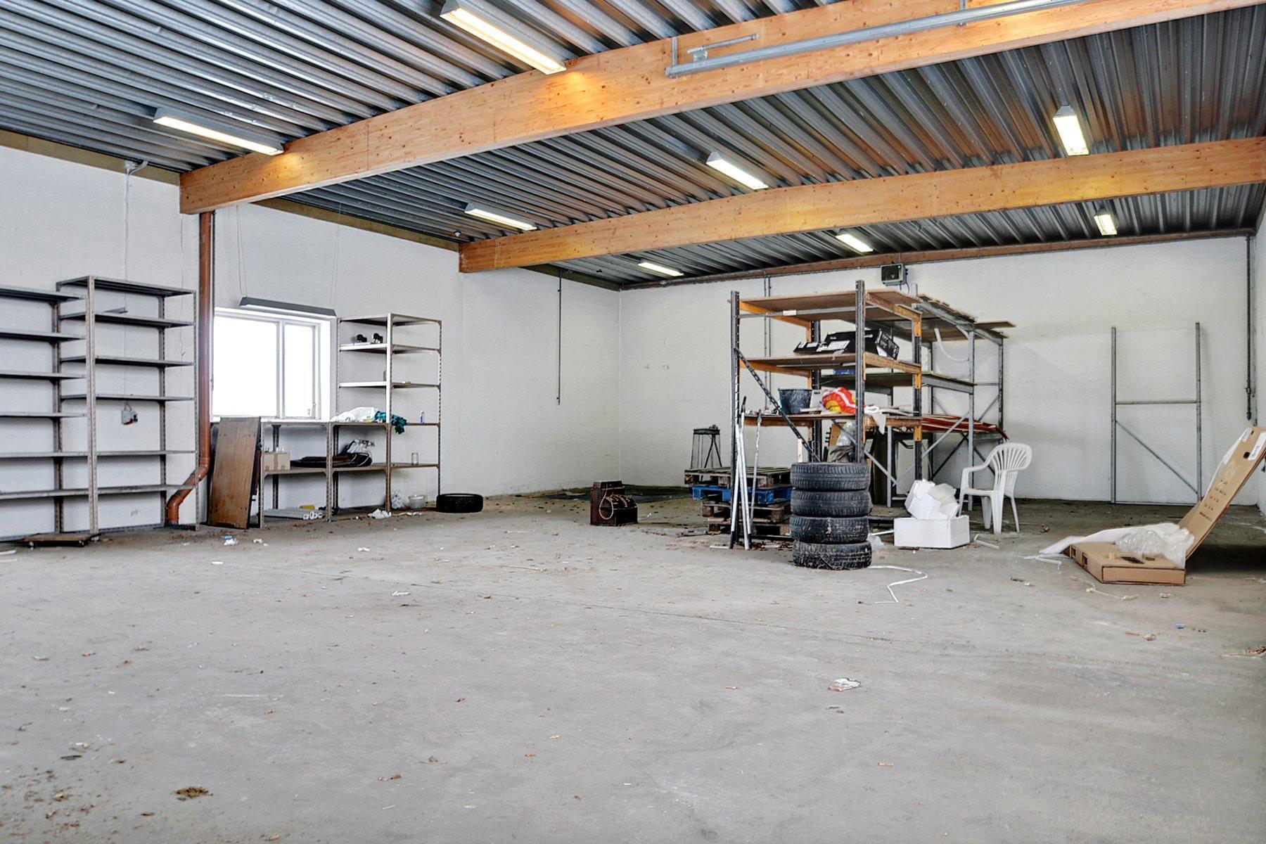 Bolig/erhverv på Jernbanegade i Vamdrup - Andet