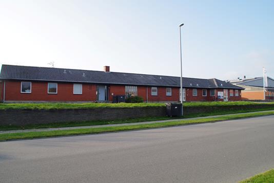 Produktion/lager på Randersvej i Esbjerg - Andet