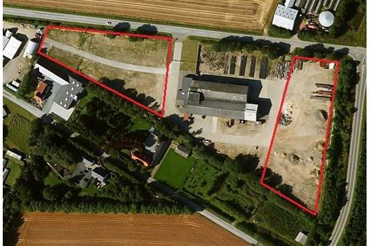 Erhvervsgrund på Tarp Byvej i Esbjerg N - Andet