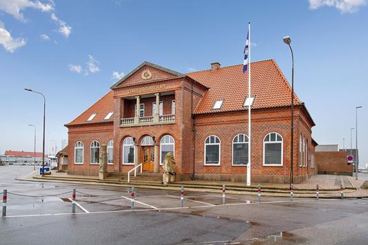 Kontor på Auktionsgade i Esbjerg - Andet