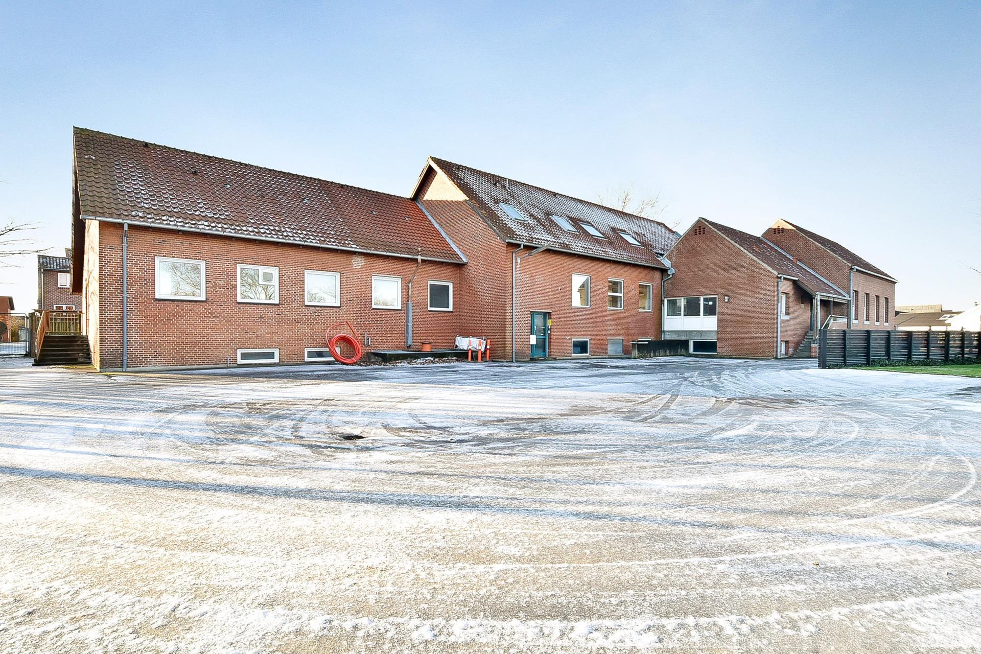 Andet på Nørregade i Skjern - Ejendommen
