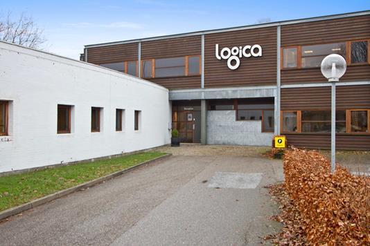 Kontor på Silkeborgvej i Herning - Ejendommen