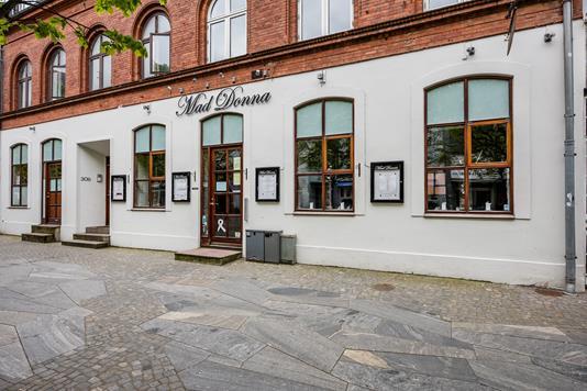 Restauration på Østergade i Herning - Facade