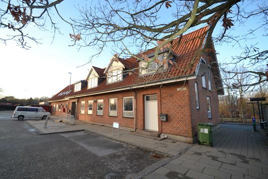 Kontor på Ll Torv i Ikast - Facade