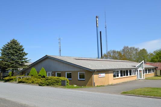 Produktion/lager på Virkelyst i Herning - Andet