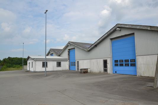 Produktion/lager på Fiskbækvej i Videbæk - Andet