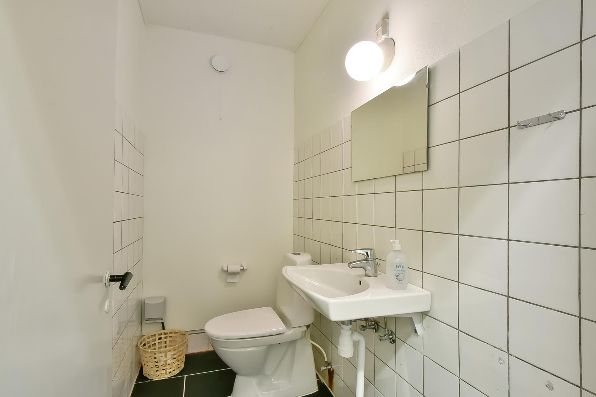 Bolig/erhverv på Strøget i Ikast - WC