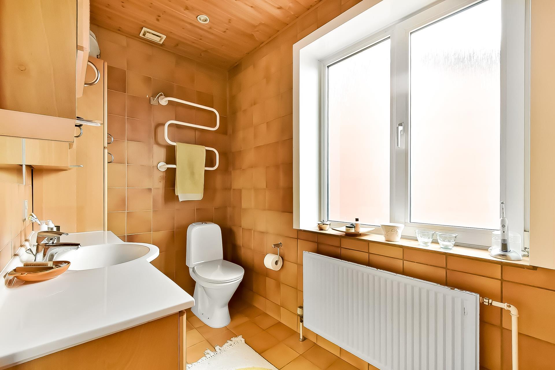 Boligudlejning på Bredgade i Videbæk - Badeværelse