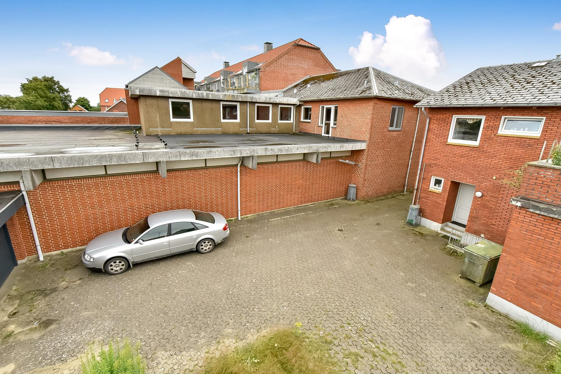 Boligudlejning på Bredgade i Videbæk - Parkeringsforhold