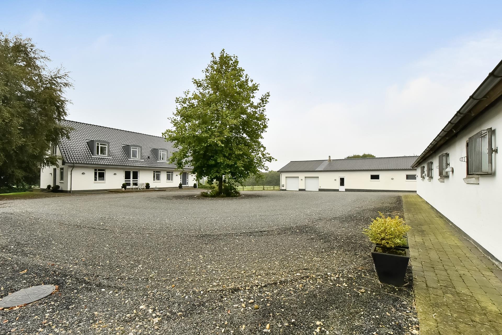 Andet på Fastrupvej i Herning - Gårdsplads