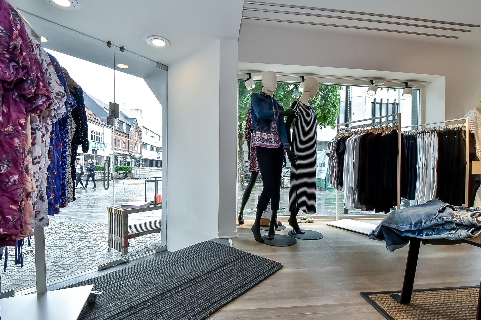Bolig/erhverv på Bredgade i Herning - Butik