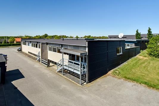 Produktion/lager på Tjelevej i Herning - Ejendommen