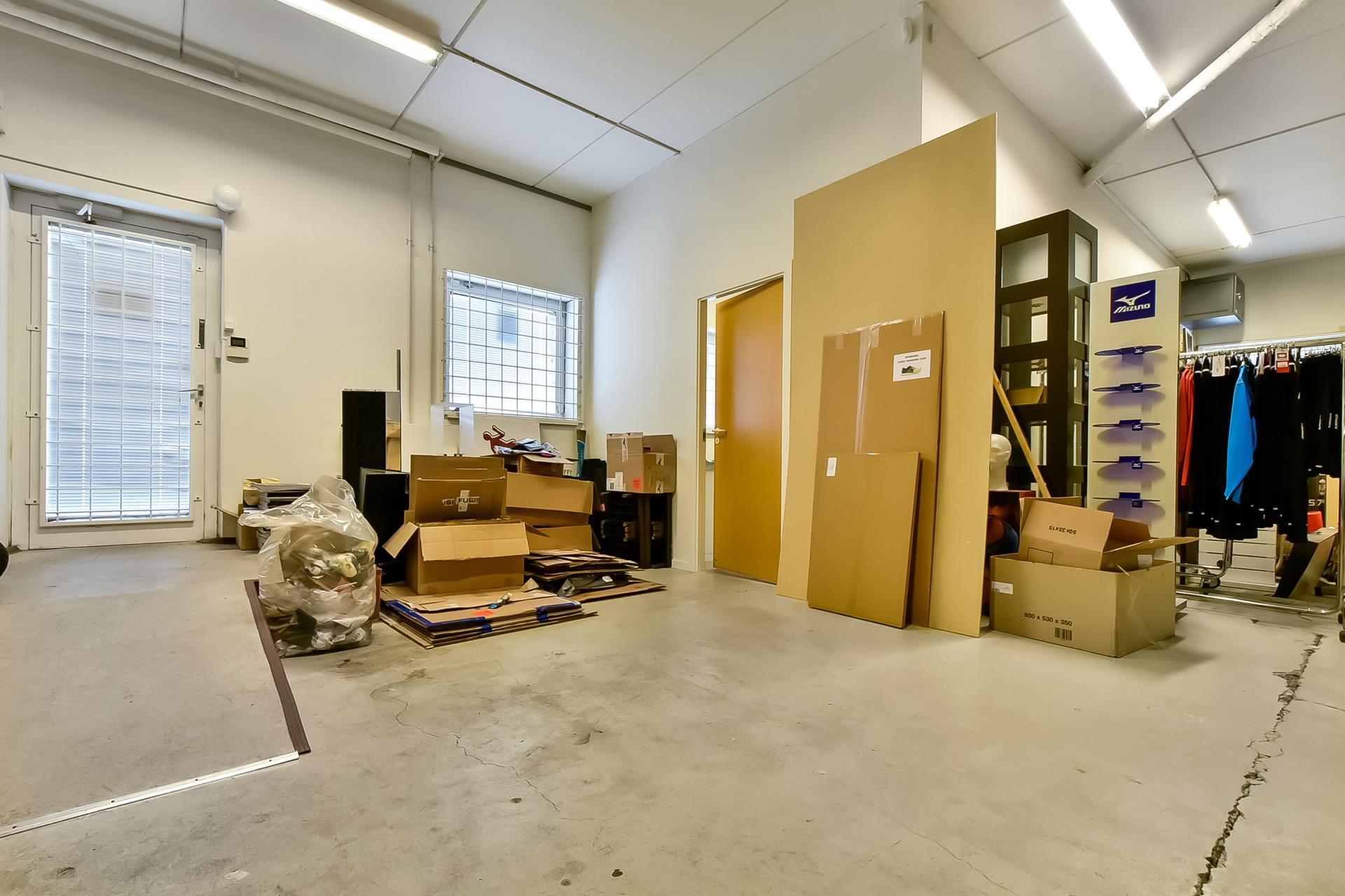 Bolig/erhverv på Bredgade i Herning - Lagerrum