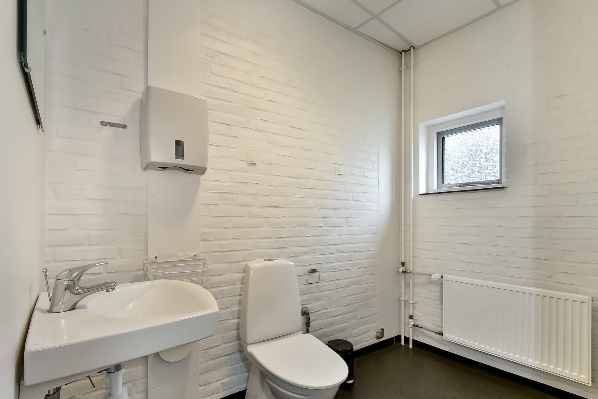 Bolig/erhverv på Bredgade i Herning - Toilet
