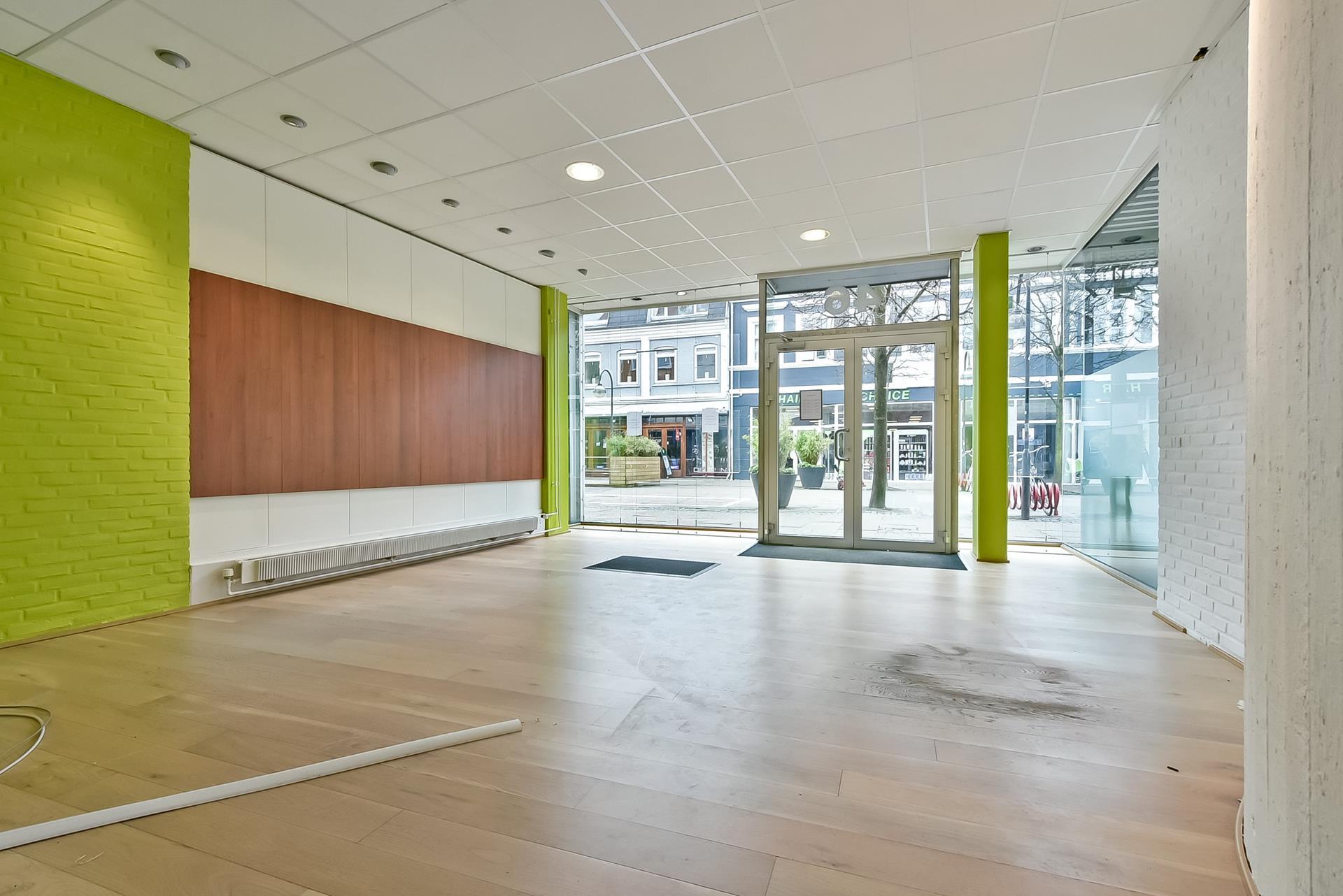 Bolig/erhverv på Bredgade i Herning - Butikslokale