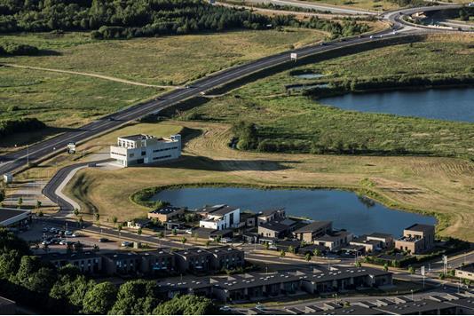 Erhvervsgrund på Engholm Søpark i Herning - Andet