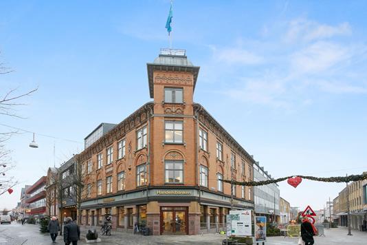 Kontor på Østergade i Herning - Ejendom 1