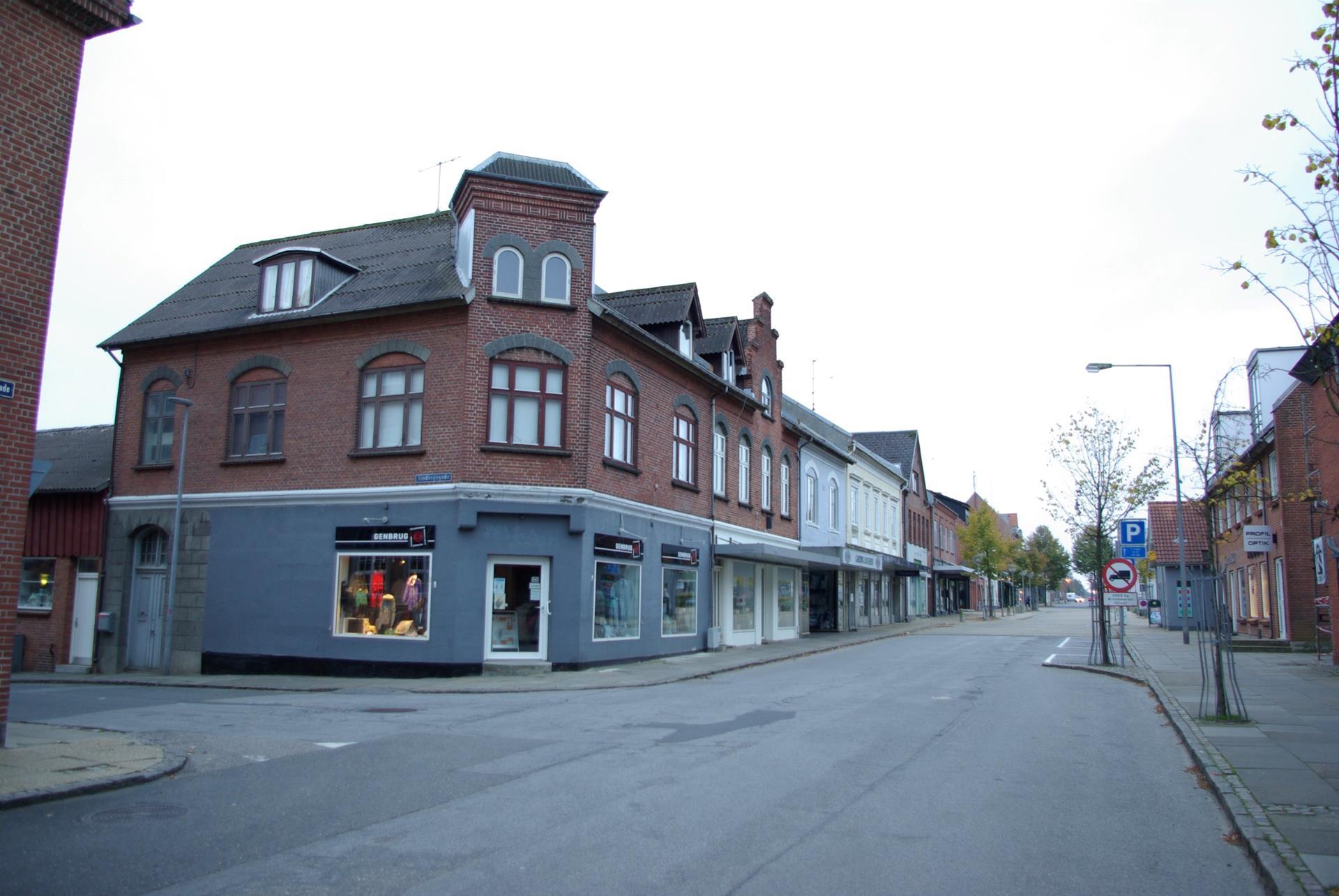 Bolig/erhverv på Søndergade i Kjellerup - Andet
