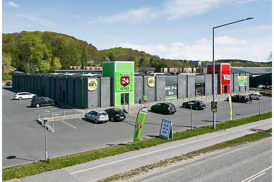 Detail på Brokbjergvej i Silkeborg - Ejendommen