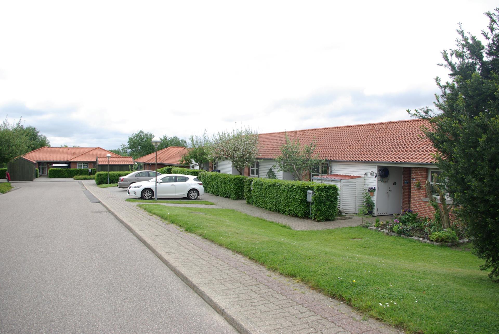 Boligudlejning på Resdal Bakke i Silkeborg - Ejendommen