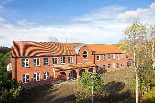 Kontor på Lysbrohøjen i Silkeborg - Ejendommen