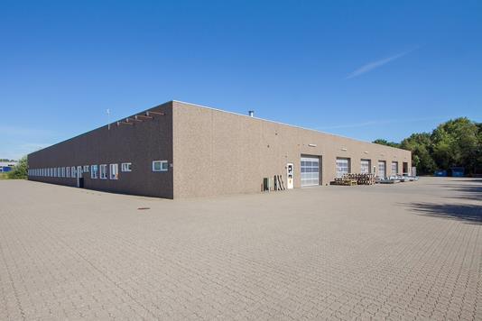 Produktion/lager på Bergsøesvej i Silkeborg - Andet
