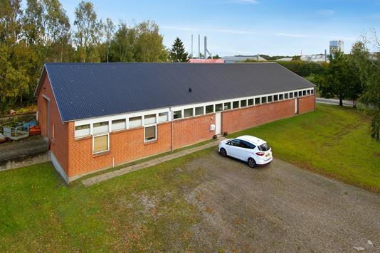 Produktion/lager på Sadolinsvej i Silkeborg - Andet