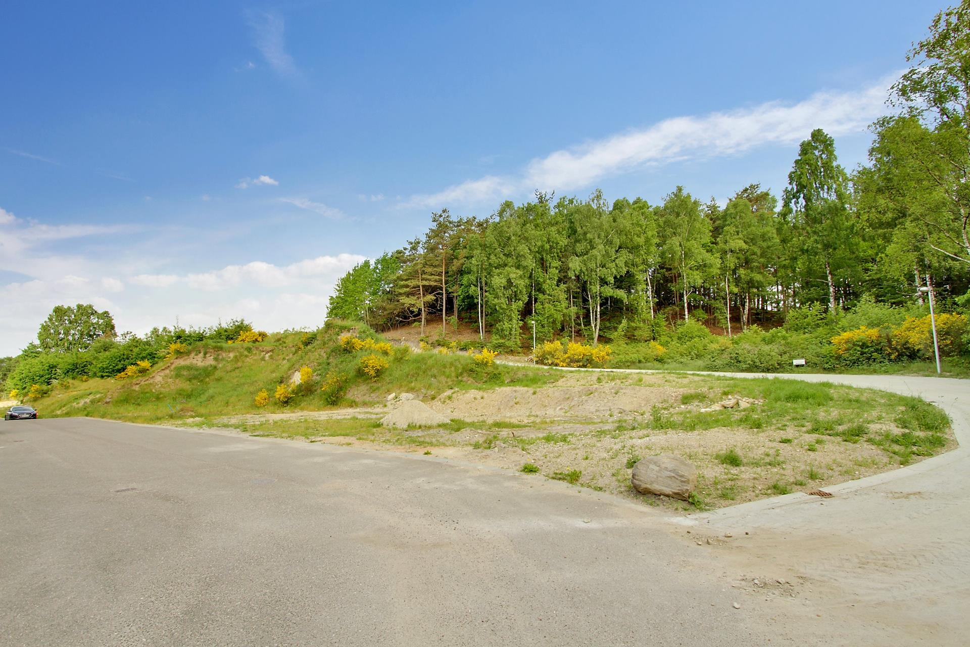 Erhvervsgrund på Oslovej i Silkeborg - Grund