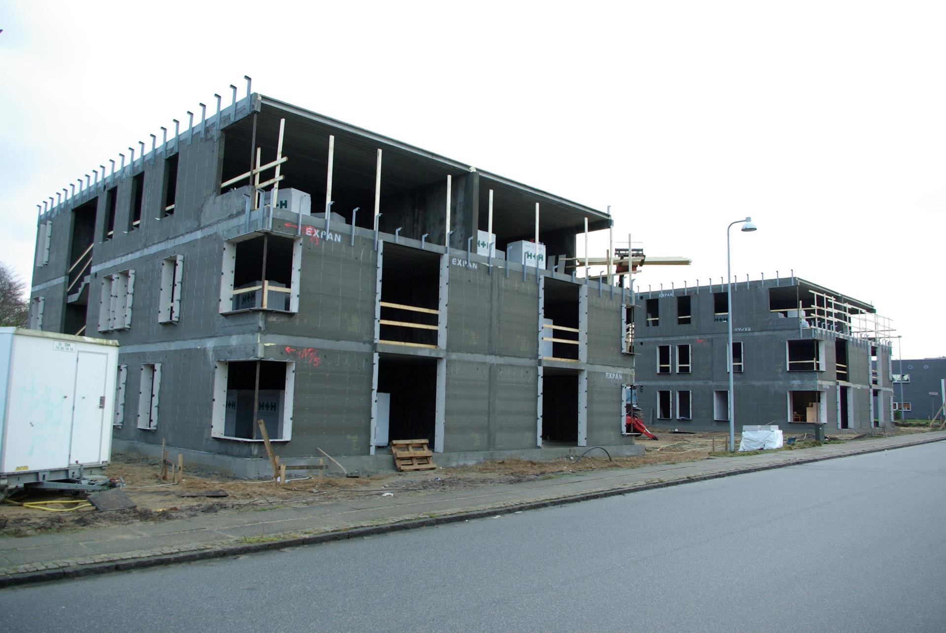 Boligudlejning på Færøgade i Ikast - Ejendommen
