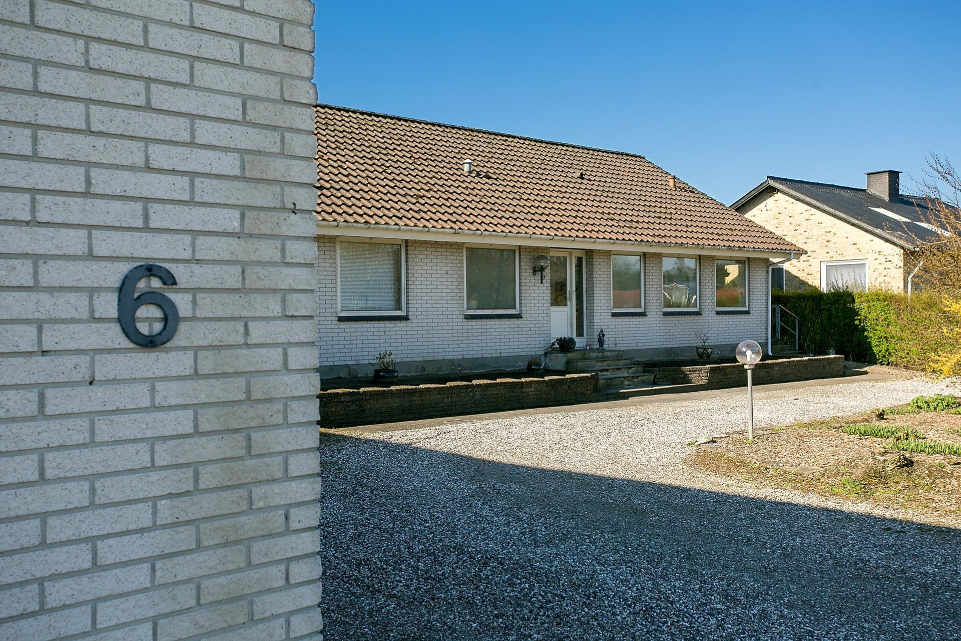 Bolig/erhverv på Hårupvænget i Silkeborg - Standard udendørs