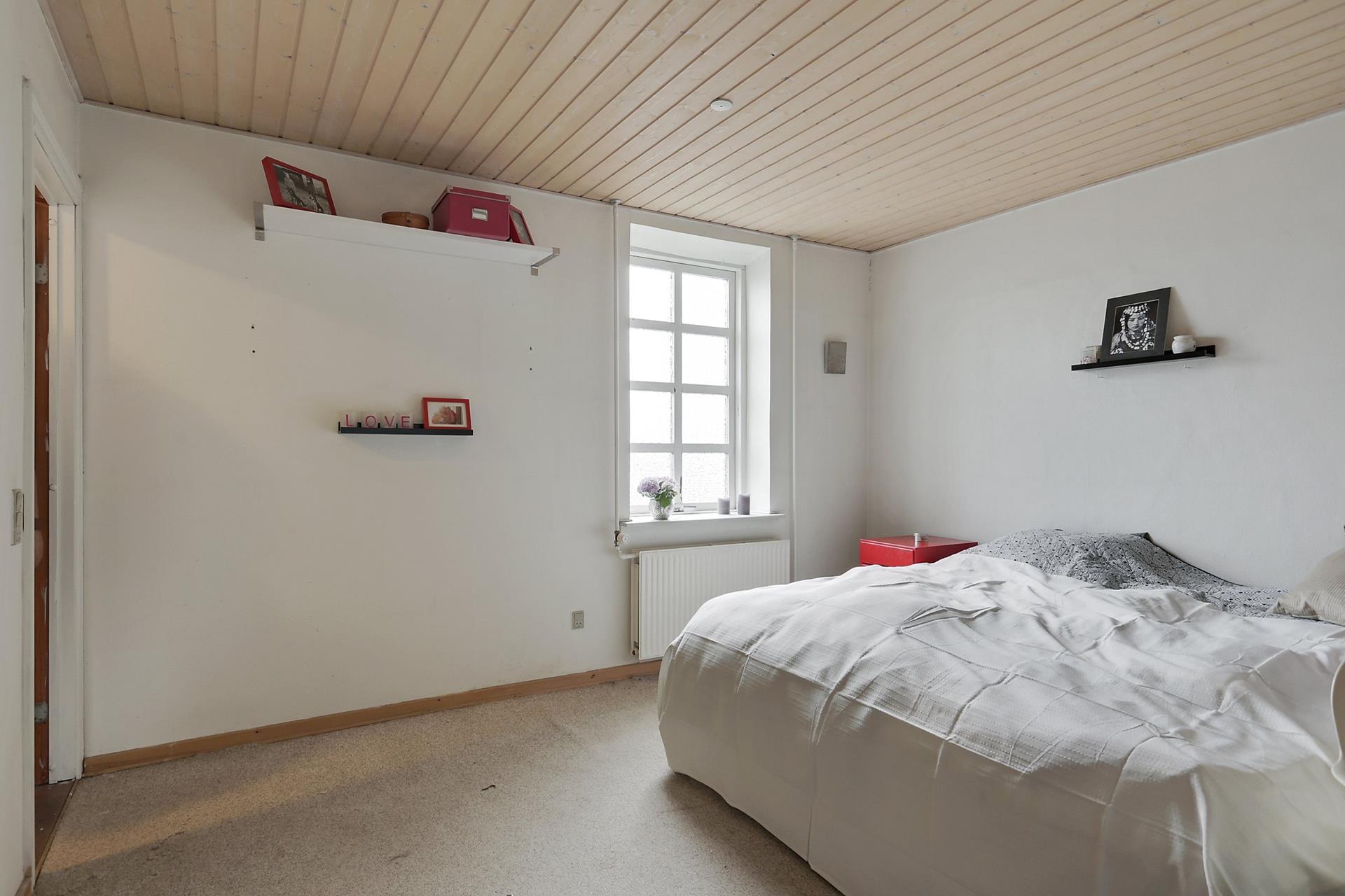 Bolig/erhverv på Ebstrupvej i Silkeborg - Soveværelse