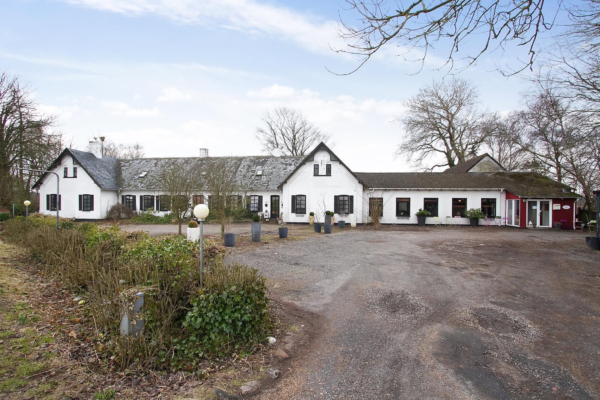 Bolig/erhverv på Ebstrupvej i Silkeborg - Andet