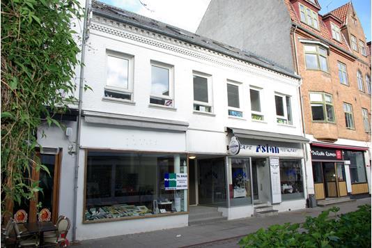 Projektejendom på Søndergade i Silkeborg - Ejendommen