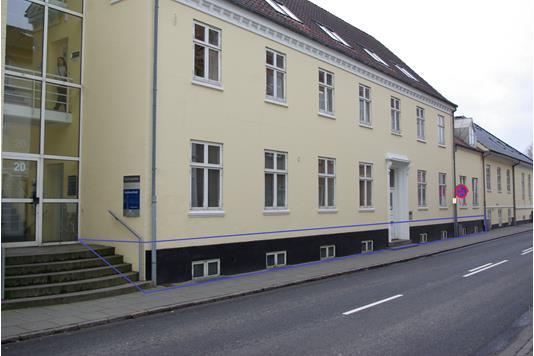 Andet på Hostrupsgade i Silkeborg - Ejendommen