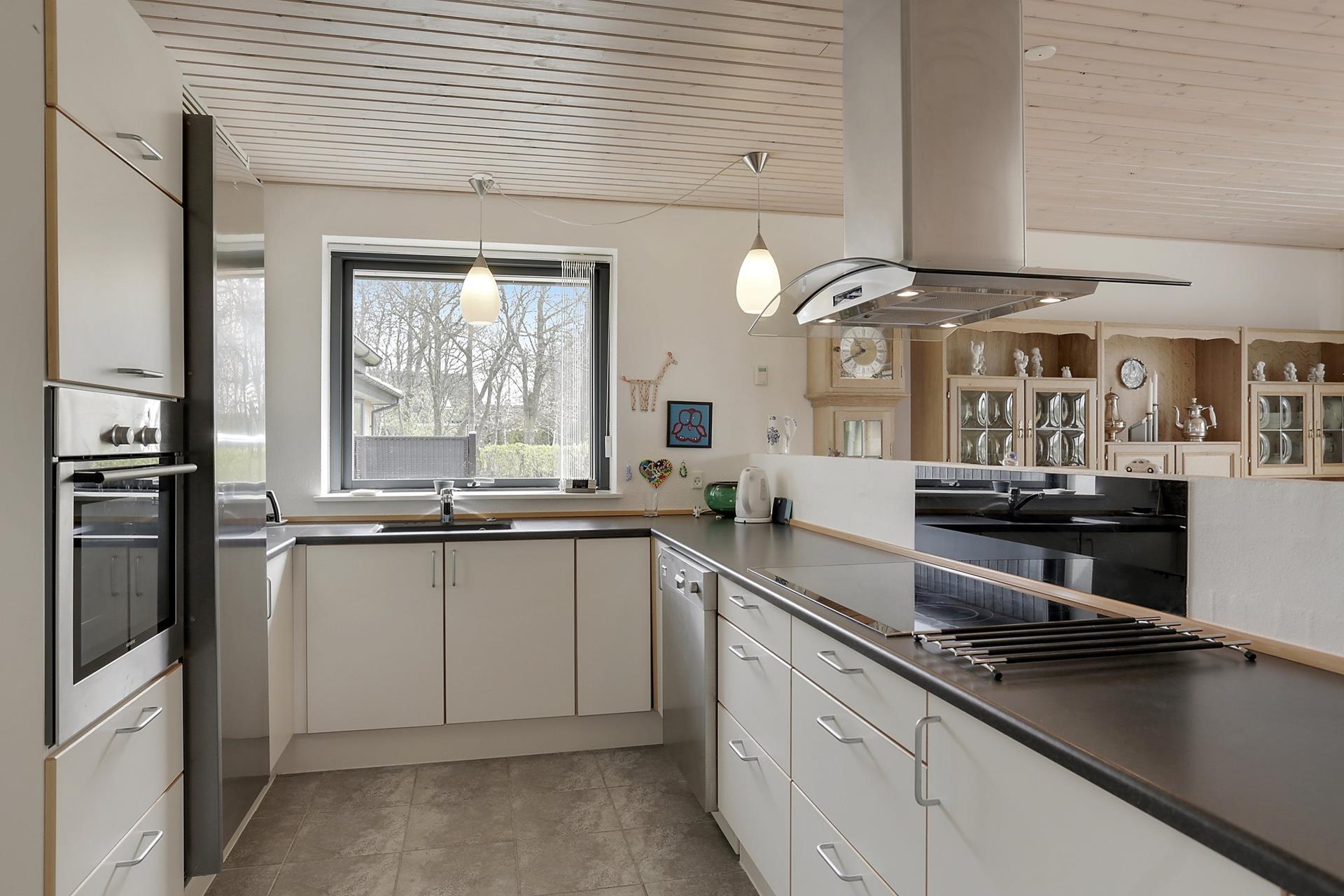 Boligudlejning på Skomagerparken i Nykøbing M - Køkken