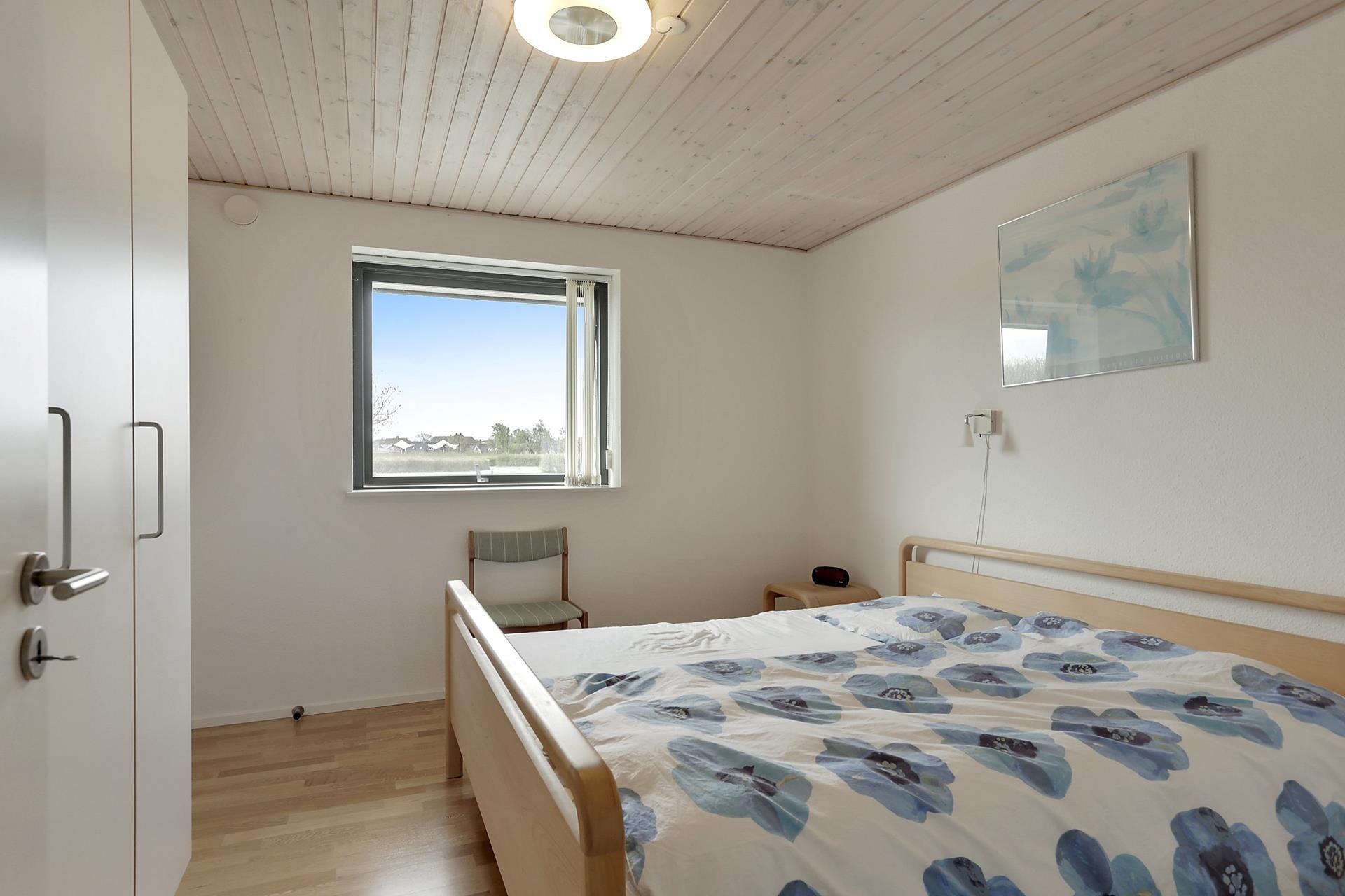 Boligudlejning på Skomagerparken i Nykøbing M - Soveværelse