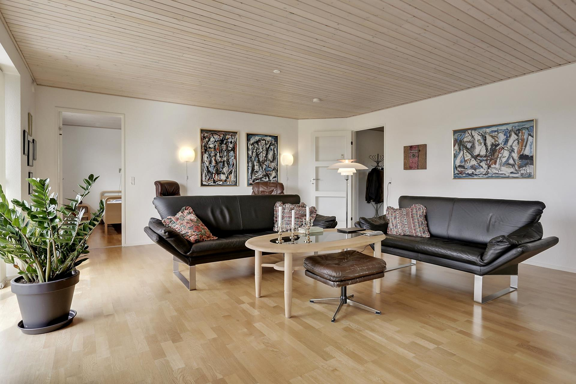 Boligudlejning på Skomagerparken i Nykøbing M - Stue