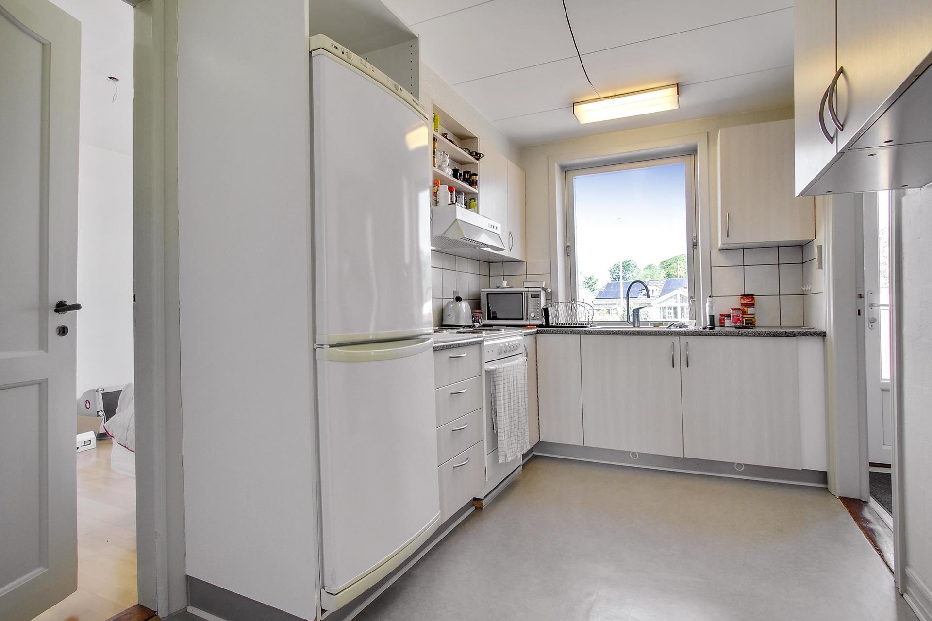 Boligudlejning på Vestergade i Roslev - Køkken