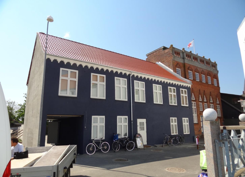 Bolig/erhverv på Havnegade i Nykøbing M - Ejendommen