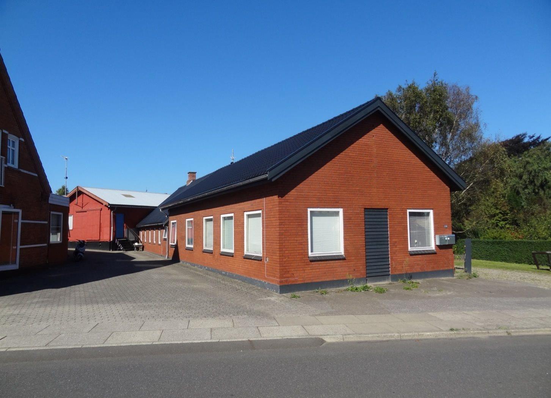 Boligudlejning på Ørslevklostervej i Højslev - Andet