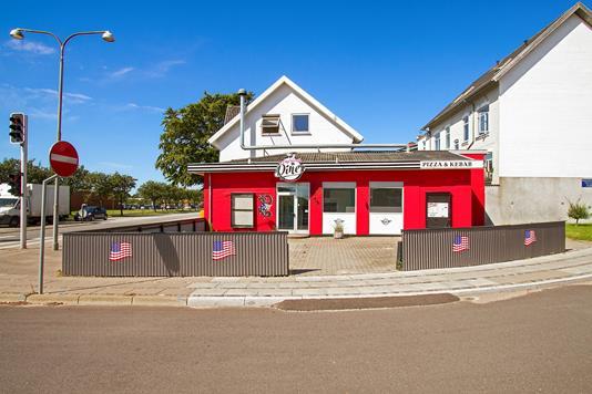 Restauration på Toftegade i Nykøbing M - Ejendommen
