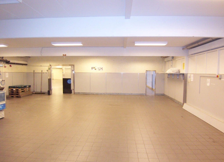 Detail på Grønnegade i Nykøbing M - Butikslokale
