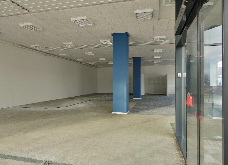 Detail på Søndergade i Skive - Butikslokale