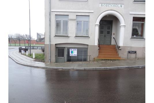 Detail på Toftegade i Nykøbing M - Andet
