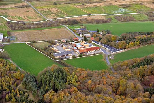 Produktion/lager på Viskum Skovvej i Tjele - Andet